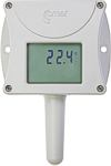 Ethernet thermometer - larger photo of humidity transmitter