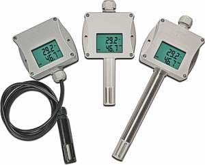 Hvac Temperature Humidity Barometric Pressure Sensors